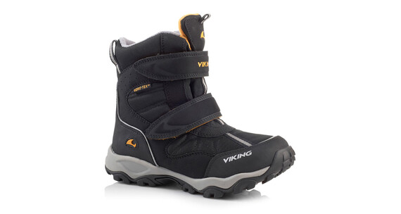 Viking Kids Bluster II GTX Shoes Black/Grey